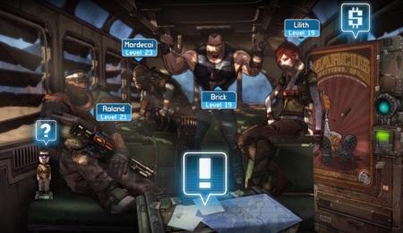 Ya tenemos las primeras imágenes del 'Borderlands Legends' para iOS, así como algunos detalles