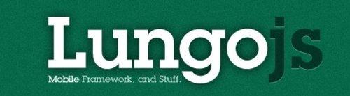 Lungo.js,frameworkparahacerWebApps