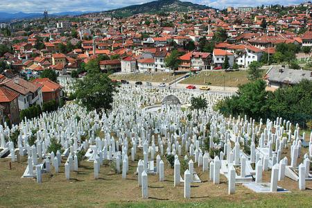 Las tumbas de Sarajevo