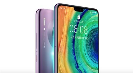 Diseno Huawei Mate 30