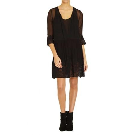 Vestido Negro Bash