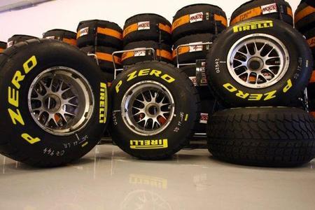 Los nuevos neumáticos Pirelli prometen más espectáculo para la Fórmula 1