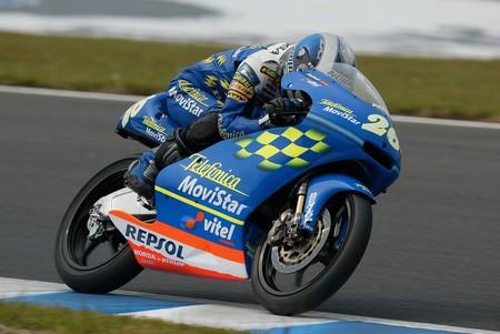 Dani Pedrosa Gp Motegi 125cc 2001