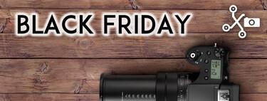 Sony RX10 III por solo 649 euros en Amazon y con el cashback de Sony, mejor precio de la semana del Black Friday 2020