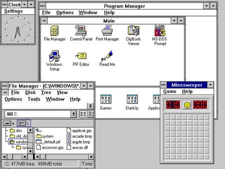 Windows 3 1