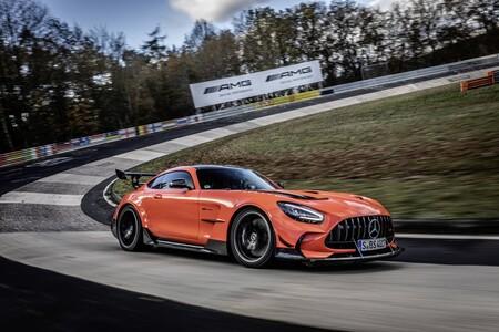 Mercedes Amg Gt Black Series Rompe Record En Nurburgring 1