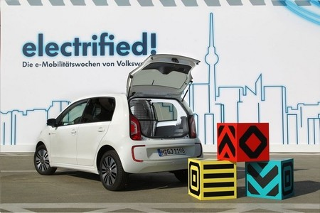 Volkswagen e-load Up! A la venta en Alemania desde 27.425 euros (y por un poco menos, a GNC)