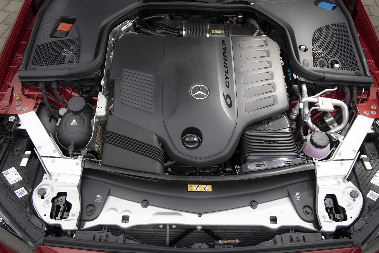 Foto de Mercedes-Benz Clase E 2020, prueba contacto (102/135)