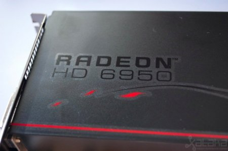 AMD 6950, análisis