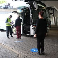 ¿Cómo serán los viajes en autobús cuando llegue la 'nueva normalidad'?