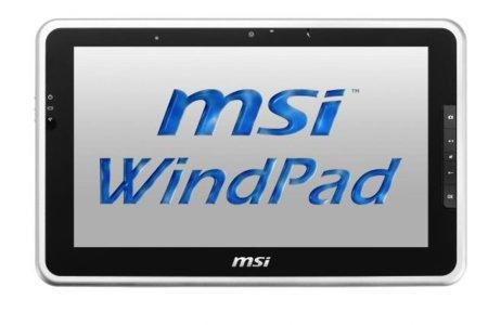 MSI WinPad 100W