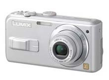 Nueva cámara Panasonic DMC-LS2 desde el CES