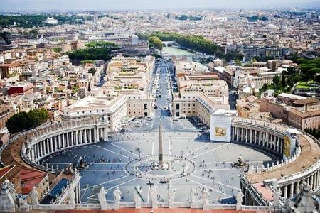 Roma: Beatifico cuando quiero