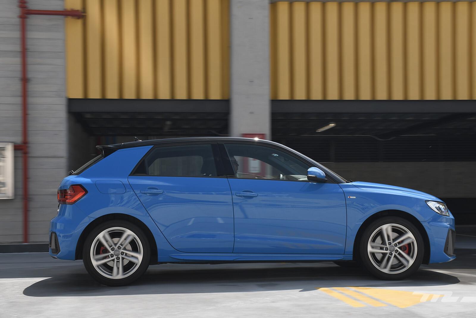 Foto de Audi A1 S-Line (prueba) (10/30)