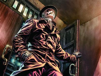 'Antes de Watchmen: Rorschach', precuela a medio gas