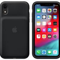 Apple ya tiene lista su funda con batería para el iPhone XS, XS Max y XR: traerá joroba, carga inalámbrica y costará 129 dólares
