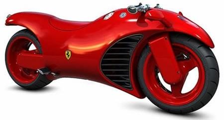 Ferrari Bike