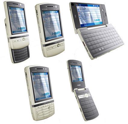3GSM: i-mate Ultimate