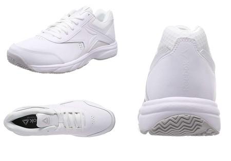 Las zapatillas Reebok Work N Cushion 3.0 en blanco pueden ser nuestras desde 16,48 euros en Amazon