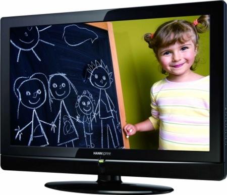 Hannspree también tiene televisores para los adultos