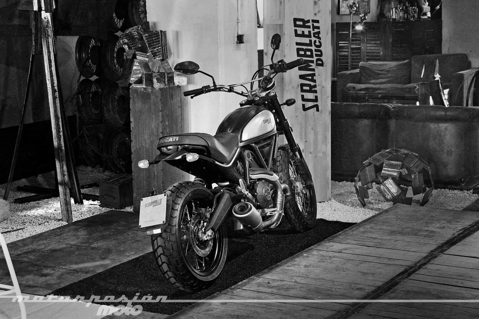 Foto de Ducati Scrambler, presentación 1 (29/67)