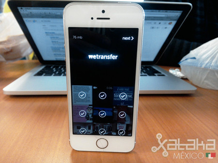 Envía hasta 10 GB con WeTransfer desde tu dispositivo iOS