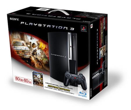 E3 2008: La nueva PS3 de 80Gb llega este mismo agosto a Europa