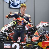 Pedro Acosta tendría decidido dar el salto a Moto2 en 2022 con solo 17 años, pero falta saber el equipo