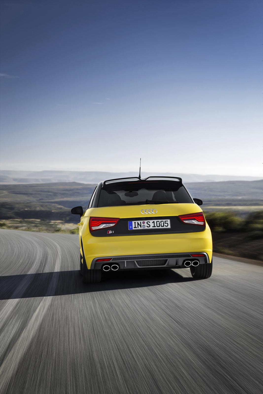 Audi S1 19 25