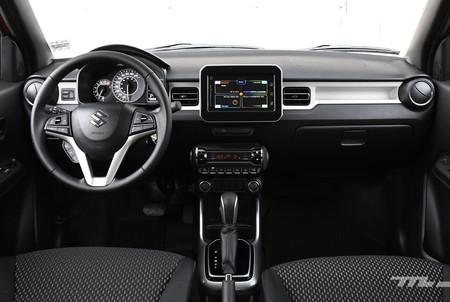 Suzuki Ignis 2021 Opiniones Prueba Mexico 17