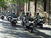 Vuelve el debate de los pluses de productividad de la Guardia Civil de Tráfico