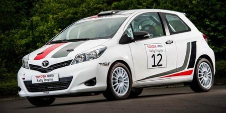 Toyota presenta su nuevo Yaris R1A
