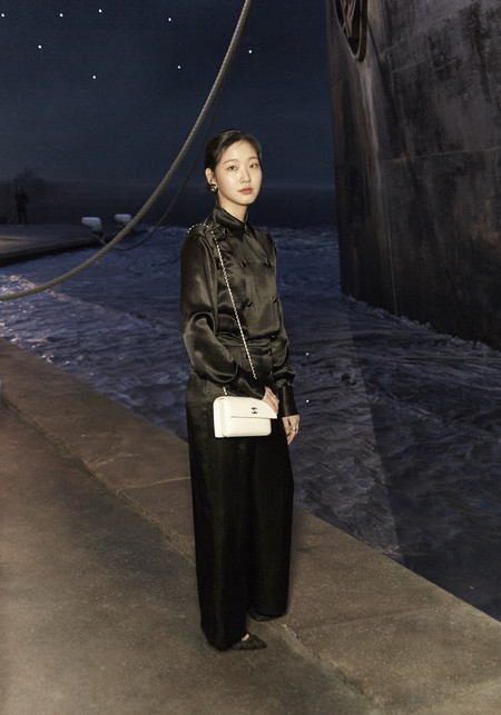 Kim Go Eun Chanel 2018 19 Cruise Collection 2