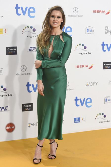 Manuela Velles Premios Jose Maria Forque 2015