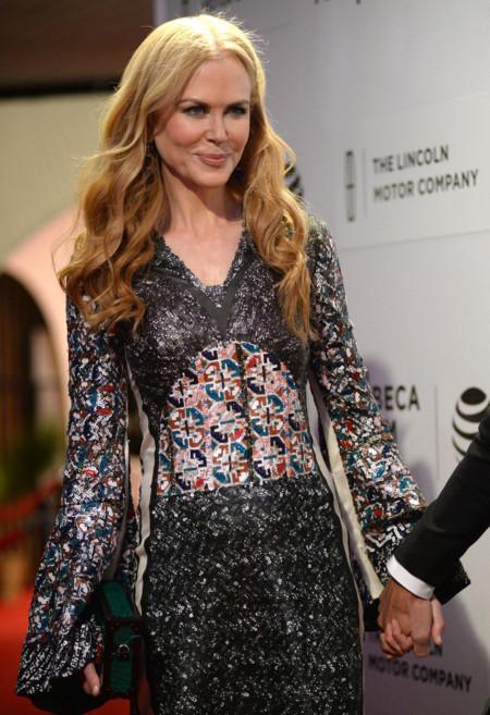 ¿Nicole Kidman, esta eres tú? Así se presenta en el Festival de Tribeca