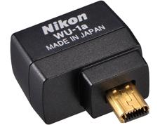 Adaptador WiFi Nikon WU-1a