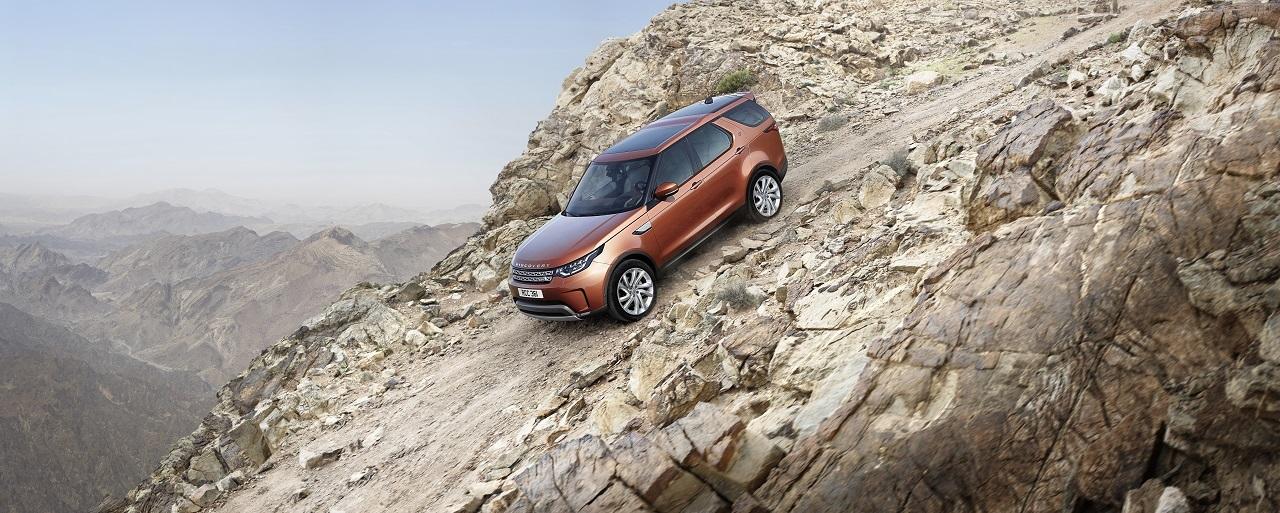 Foto de Land Rover Discovery (23/28)
