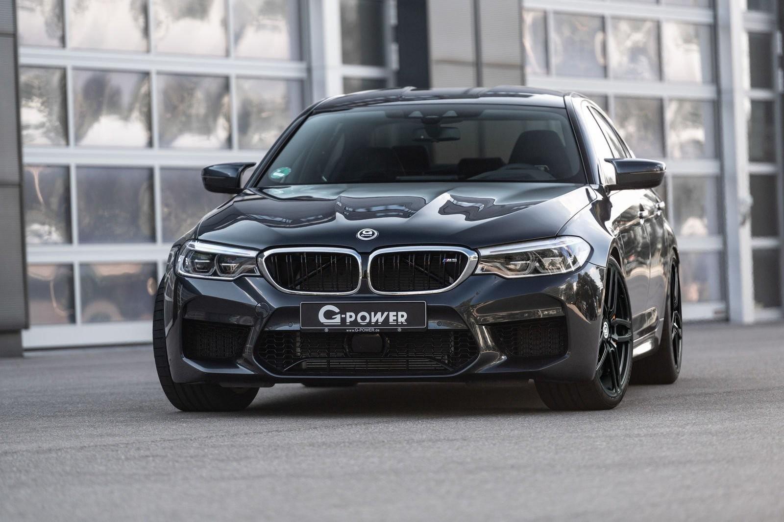 Foto de G-Power BMW M5 (1/6)