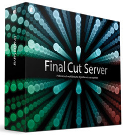 AJA ioHD y Apple Final Cut Server