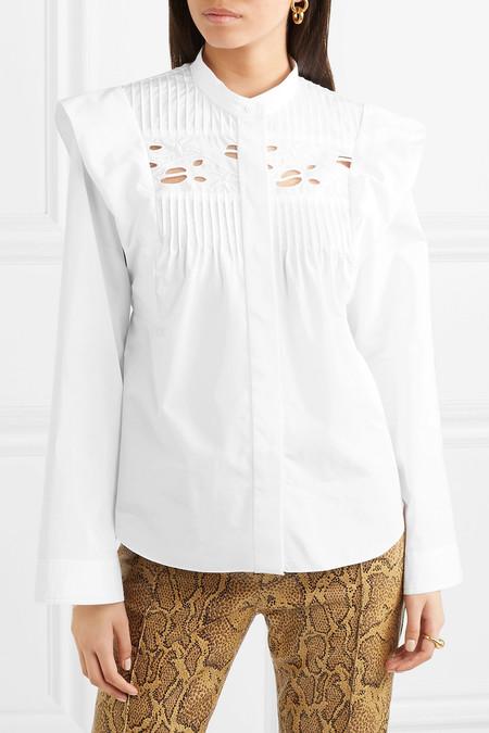 Rebajas Fondo Armario Camisa Blanca 07