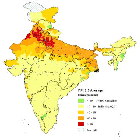 Pm25 India
