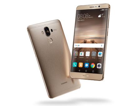 El Huawei Mate 9, un phablet de casi 6 pulgadas, baja hasta los 444,99 euros en GearBest