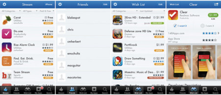 AppShopper regresa a la App Store, ahora con un enfoque más social