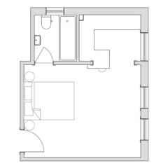Foto 10 de 12 de la galería apartamento-de-brad-swartz en Xataka Smart Home