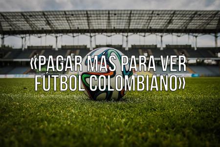 Colombianos tendrían que pagar por un nuevo canal 'plus' para ver fútbol