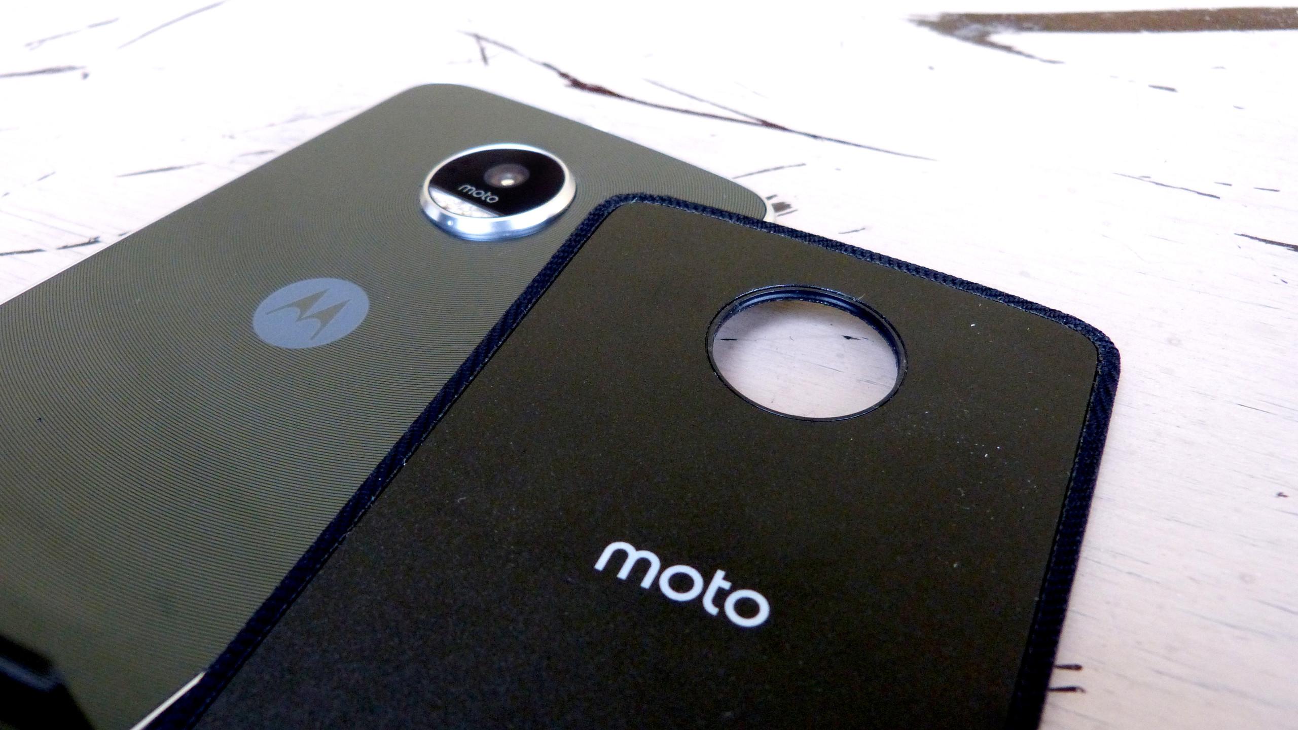 Foto de Moto Z Play, diseño (30/48)