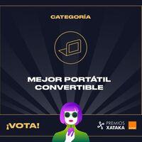 Mejor portátil convertible: vota en los Premios Xataka Orange 2021