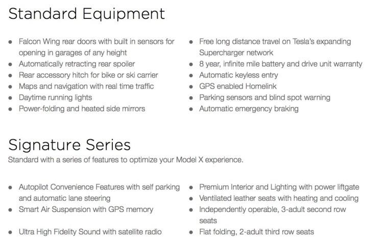 Foto de Configurando un Tesla Model X (1/15)
