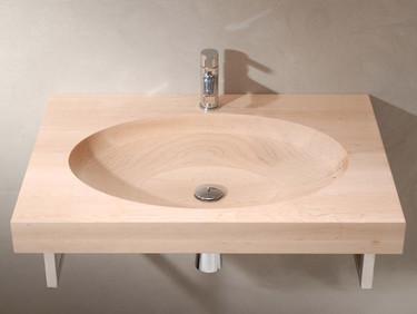¿Buena o mala idea? Lavabos de madera