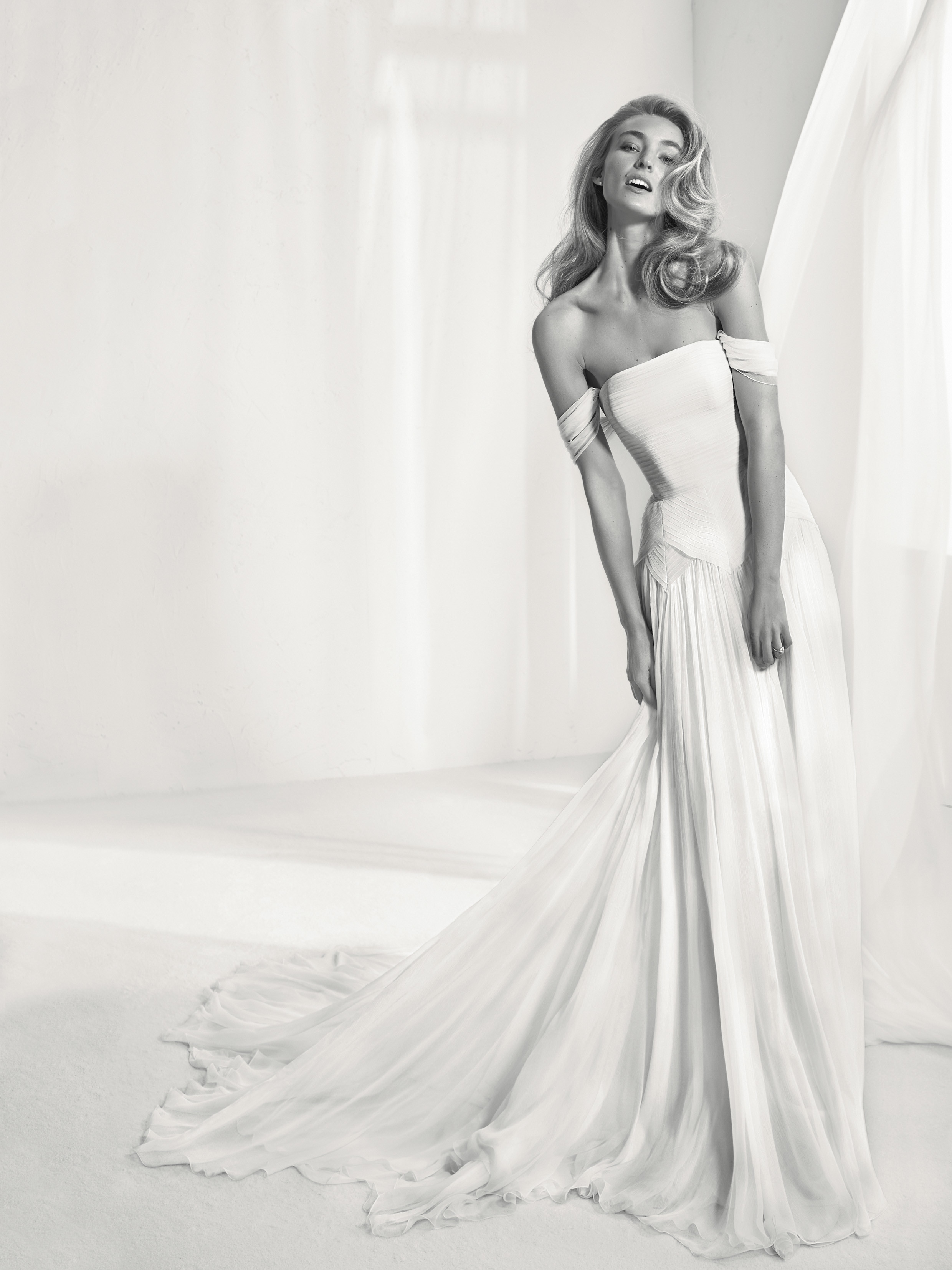 Vestido de novia dakota pronovias